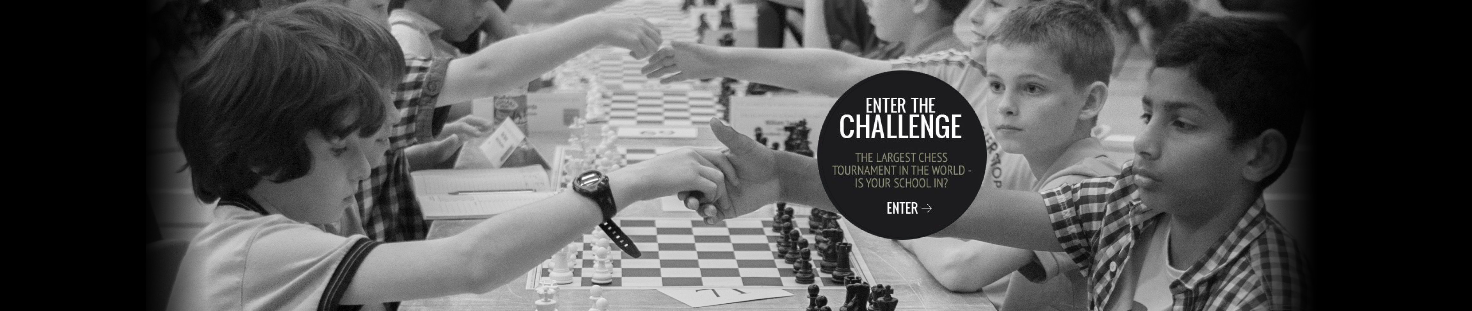 Enter the Challenge Delancey UK Schools Chess Challenge