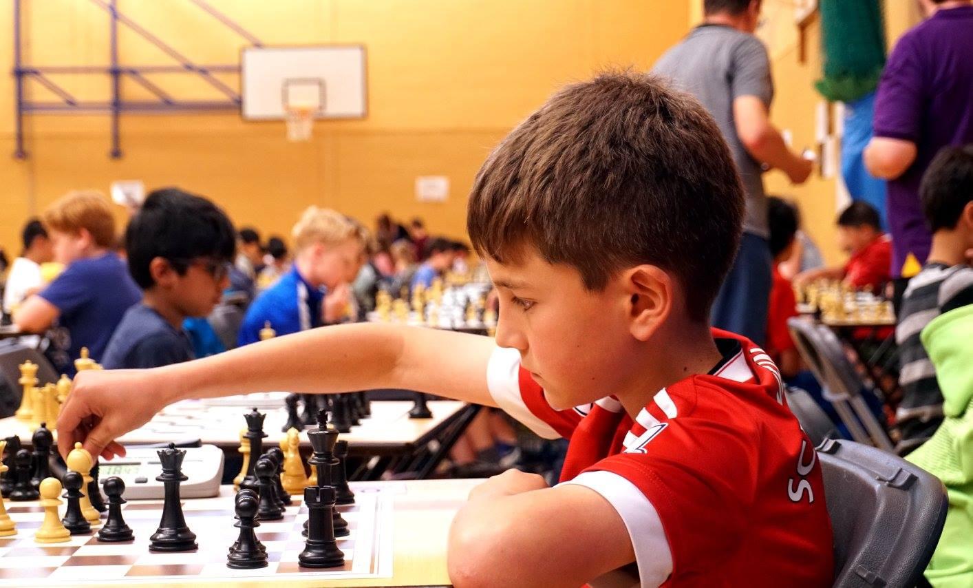 British chess championship 2018 prizes for kids
