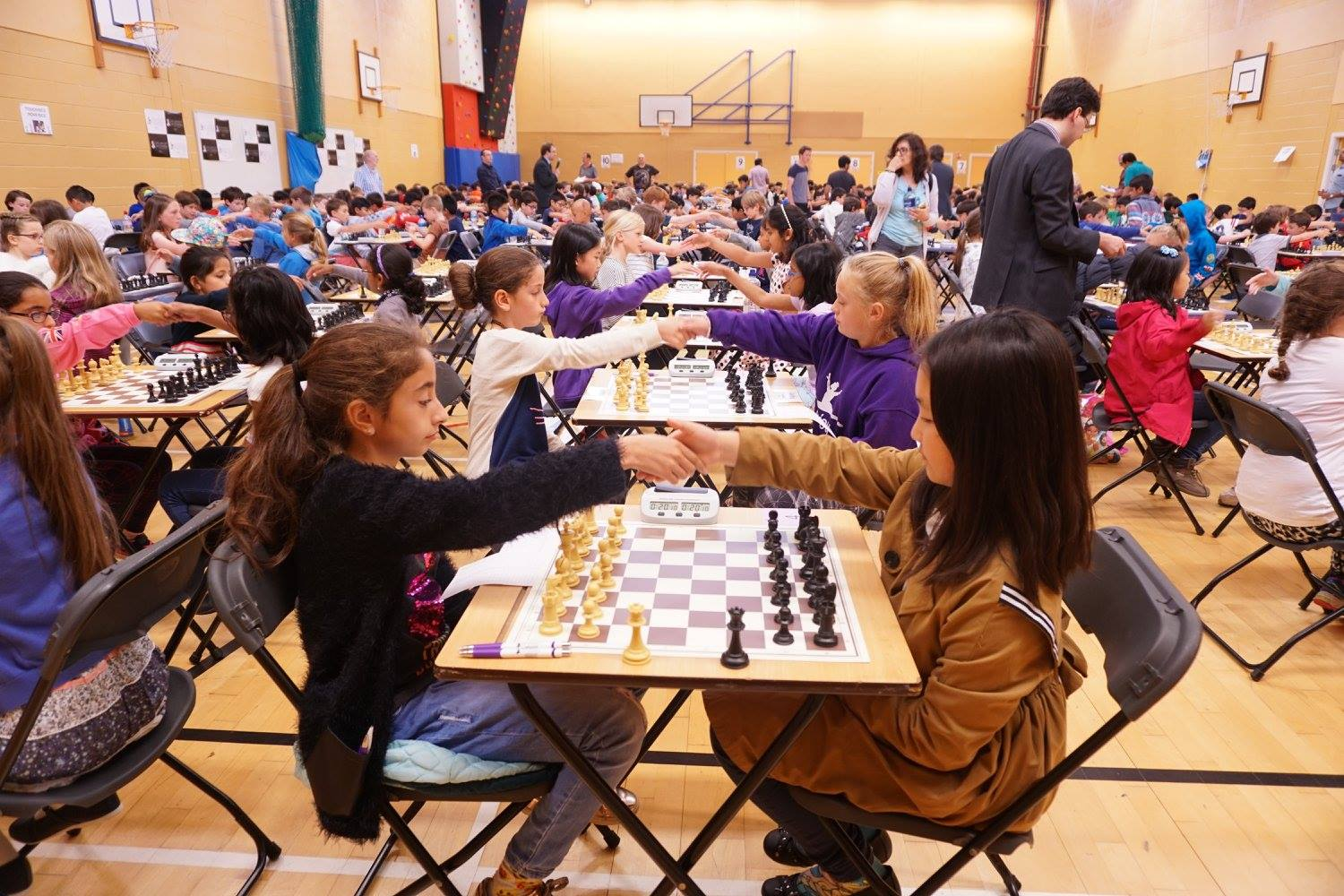 Delancey UK Schools' Chess Challenge | Chess Competition for