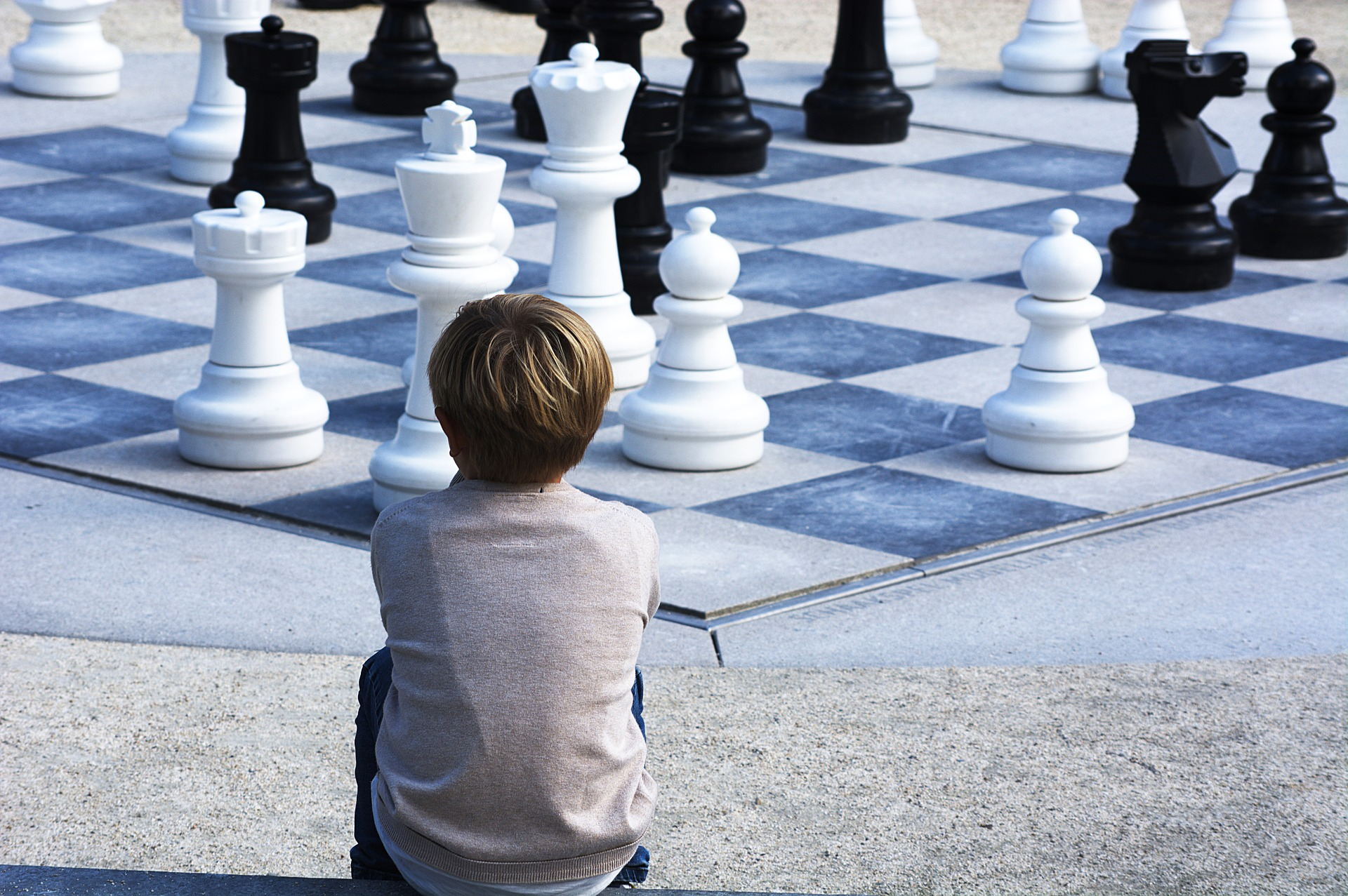 Delancey UK Schools' Chess Challenge | Chess Competition for Schools